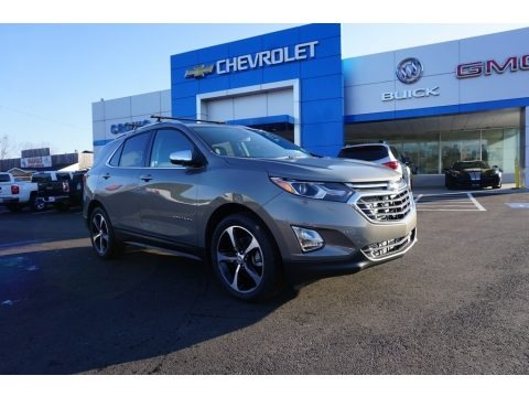Pepperdust Metallic 2018 Chevrolet Equinox Premier