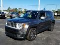 Jeep Renegade Limited Granite Crystal Metallic photo #1
