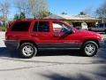 Jeep Grand Cherokee Laredo Inferno Red Pearl photo #2