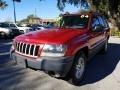 Jeep Grand Cherokee Laredo Inferno Red Pearl photo #7