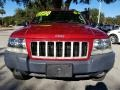 Jeep Grand Cherokee Laredo Inferno Red Pearl photo #8
