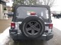 Jeep Wrangler Unlimited Sport 4x4 Billet Silver Metallic photo #8