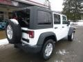 Jeep Wrangler Unlimited Sport 4x4 Bright White photo #2