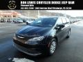 Chrysler Pacifica L Brilliant Black Crystal Pearl photo #1