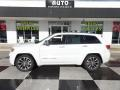 Jeep Grand Cherokee Overland 4x4 Bright White photo #1