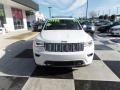 Jeep Grand Cherokee Overland 4x4 Bright White photo #2
