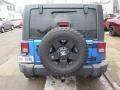 Jeep Wrangler Unlimited Sport 4x4 Hydro Blue Pearl photo #6