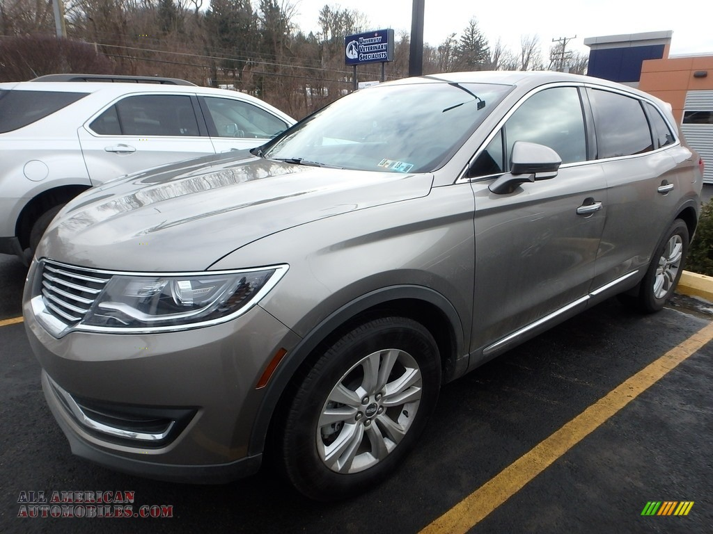 Luxe Silver / Ebony Lincoln MKX Premier AWD