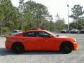 Dodge Charger SXT Go Mango photo #6