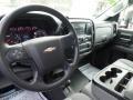 Chevrolet Silverado 3500HD Work Truck Crew Cab Dual Rear Wheel 4x4 Red Hot photo #20
