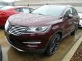 Lincoln MKC Reserve AWD Burgundy Velvet Metallic photo #1