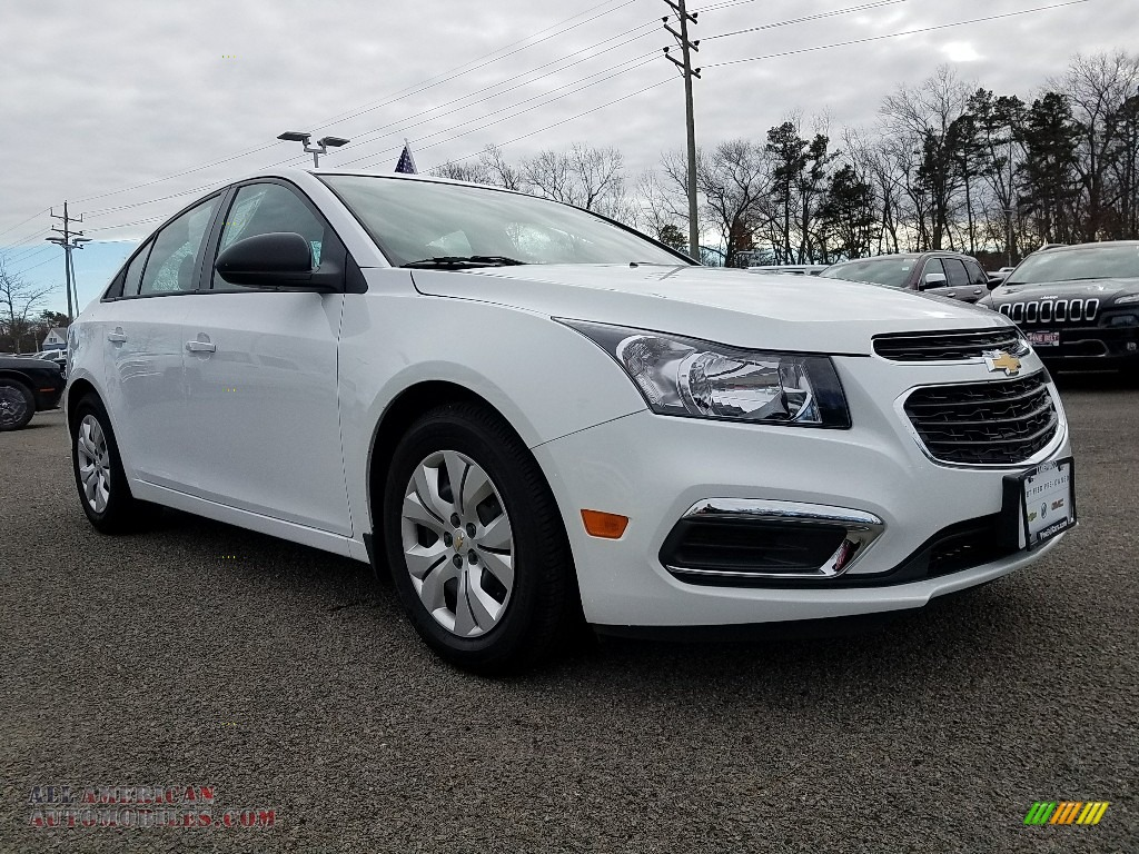 2016 chevrolet cruze limited ls in summit white 181508 all american automobiles buy. Black Bedroom Furniture Sets. Home Design Ideas