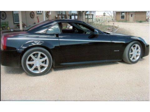 Black Raven 2005 Cadillac XLR Roadster