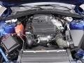 Chevrolet Camaro LT Coupe Hyper Blue Metallic photo #13