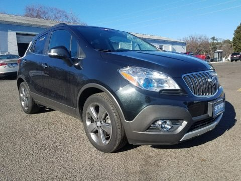 Carbon Black Metallic 2014 Buick Encore Convenience