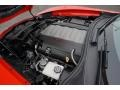 Chevrolet Corvette Stingray Coupe Torch Red photo #12