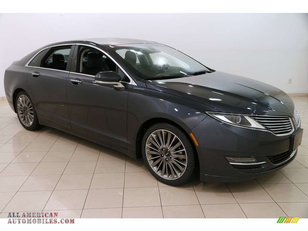 Smoked Quartz / Charcoal Black Lincoln MKZ Hybrid