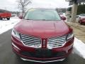 Lincoln MKC AWD Ruby Red Metallic photo #4