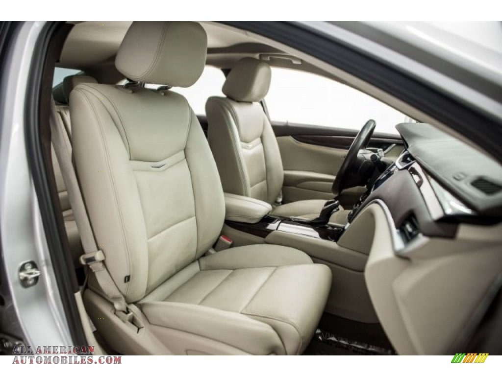 2017 XTS Luxury - Radiant Silver Metallic / Shale w/Cocoa Accents photo #7