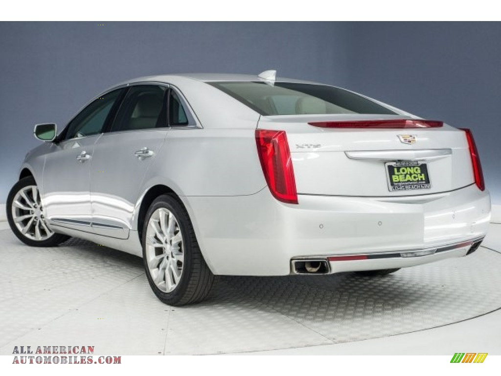 2017 XTS Luxury - Radiant Silver Metallic / Shale w/Cocoa Accents photo #10