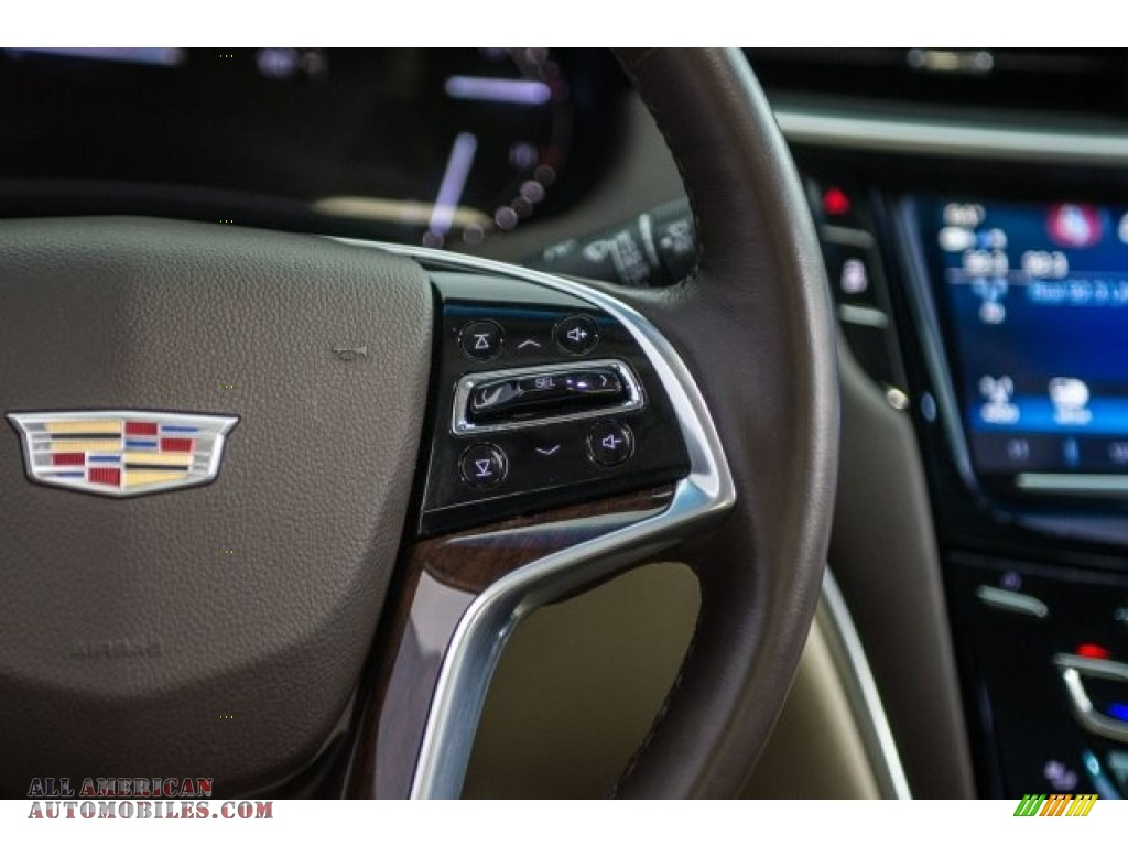2017 XTS Luxury - Radiant Silver Metallic / Shale w/Cocoa Accents photo #14