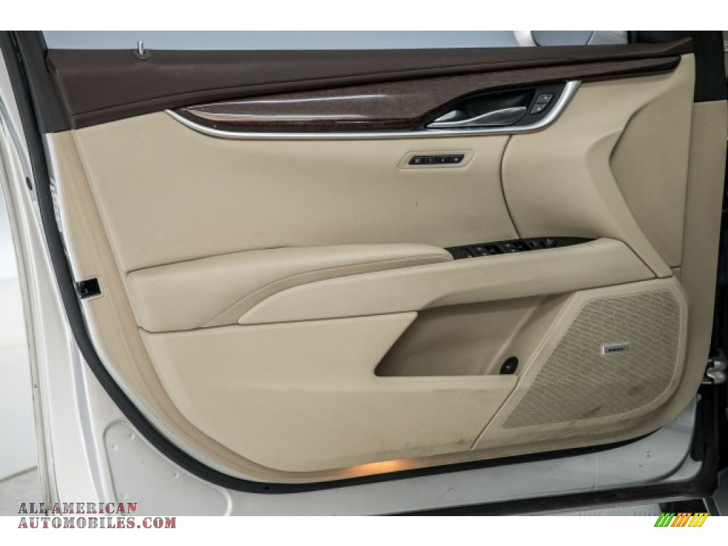 2017 XTS Luxury - Radiant Silver Metallic / Shale w/Cocoa Accents photo #19
