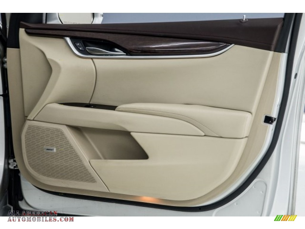 2017 XTS Luxury - Radiant Silver Metallic / Shale w/Cocoa Accents photo #22