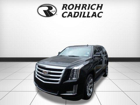 Black Raven 2016 Cadillac Escalade Luxury 4WD