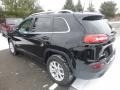 Jeep Cherokee Latitude Plus 4x4 Diamond Black Crystal Pearl photo #3