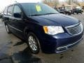 Chrysler Town & Country Touring True Blue Pearl photo #7