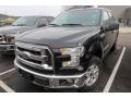 Ford F150 XLT SuperCrew 4x4 Shadow Black photo #3