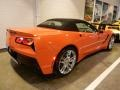 Chevrolet Corvette Stingray Convertible Sebring Orange Tintcoat photo #3