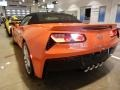 Chevrolet Corvette Stingray Convertible Sebring Orange Tintcoat photo #4