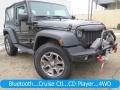 Jeep Wrangler Sport 4x4 Black photo #1
