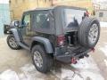 Jeep Wrangler Sport 4x4 Black photo #9