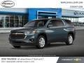 Chevrolet Traverse LT AWD Graphite Metallic photo #2