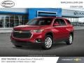 Chevrolet Traverse LT AWD Cajun Red Tintcoat photo #1