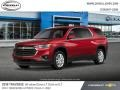 Chevrolet Traverse LT AWD Cajun Red Tintcoat photo #2