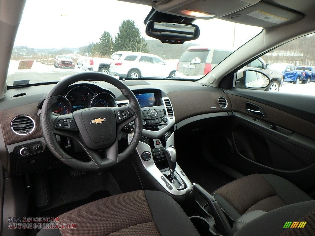 2016 Cruze Limited LT - Champagne Silver Metallic / Brownstone photo #17