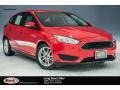 Ford Focus SE Hatch Race Red photo #1