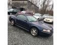 Ford Mustang V6 Convertible Sonic Blue Metallic photo #3