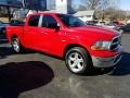 Dodge Ram 1500 SLT Crew Cab 4x4 Flame Red photo #9