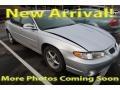 Pontiac Grand Prix SE Sedan Galaxy Silver Metallic photo #1