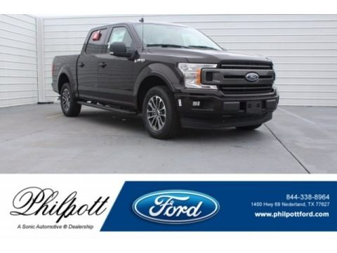 Magma Red 2018 Ford F150 XLT SuperCrew