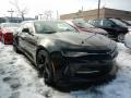 Chevrolet Camaro LT Coupe Mosaic Black Metallic photo #3