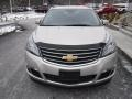 Chevrolet Traverse LT AWD Champagne Silver Metallic photo #6
