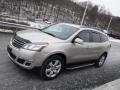 Chevrolet Traverse LT AWD Champagne Silver Metallic photo #7