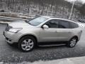 Chevrolet Traverse LT AWD Champagne Silver Metallic photo #8