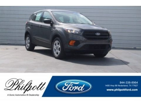 Magnetic 2018 Ford Escape S