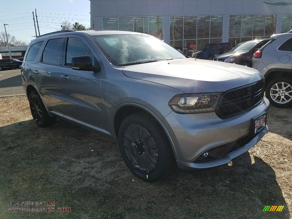 2018 dodge durango gt awd in billet metallic for sale 271777 all american automobiles buy. Black Bedroom Furniture Sets. Home Design Ideas
